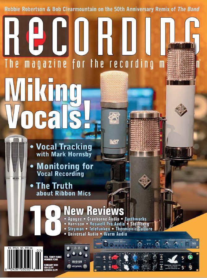 TF47 & TF51 RECORDING MAGAZINE 1